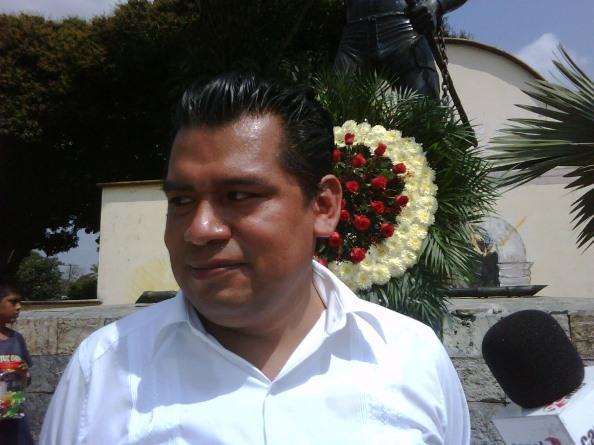 Resultado de imagen para el Presidente municipal de Yanga Gerson Morales Villanos.